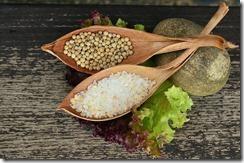 Sel et poive : secrets d'épices d'Hildegarde