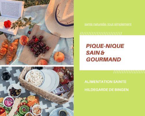 Pique-nique sain et gourmand : bonnes idées et astuces