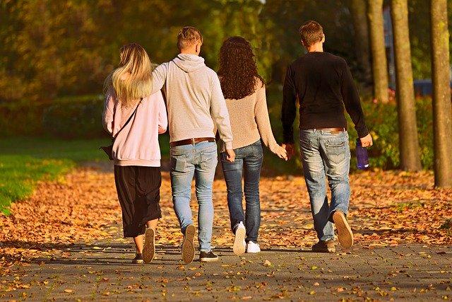 Marcher, pour une bonne hygiène de vie