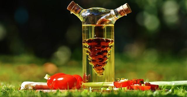 Le vinaigre aide à la digestion