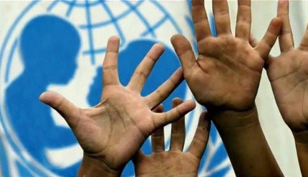 FAMINE: 1,4 MILLION D'ENFANTS MALNUTRIS MENACES DE MORT, SELON L'UNICEF