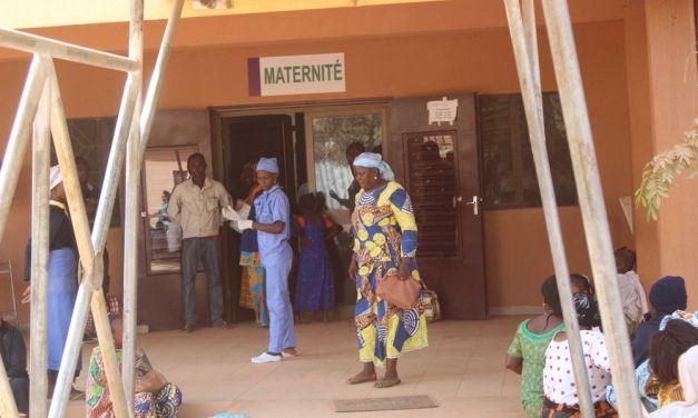 Fermeture provisoire de la maternité de Yalgado: Forte affluence dans les structures de référence