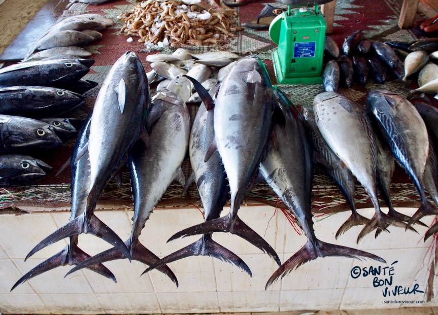 Travel In Pictures: 7 Must-sees in Muscat – 3. The Fish Souq & the Fruit & Vegetable Souq