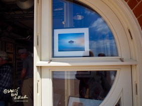 Photo of West Pier in a King's Road Arches art shop