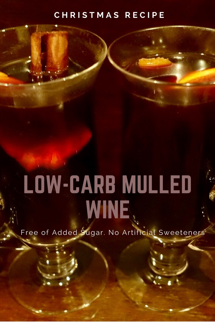 Christmas Recipe: Low-Carb Mulled Wine