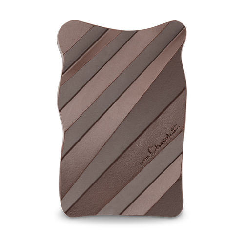 Hotel Chocolat's No Added Sugar Supermilk Pure bar is 80% cocoa and 17% milk, and contains no sugar or sweetener whatsoever.