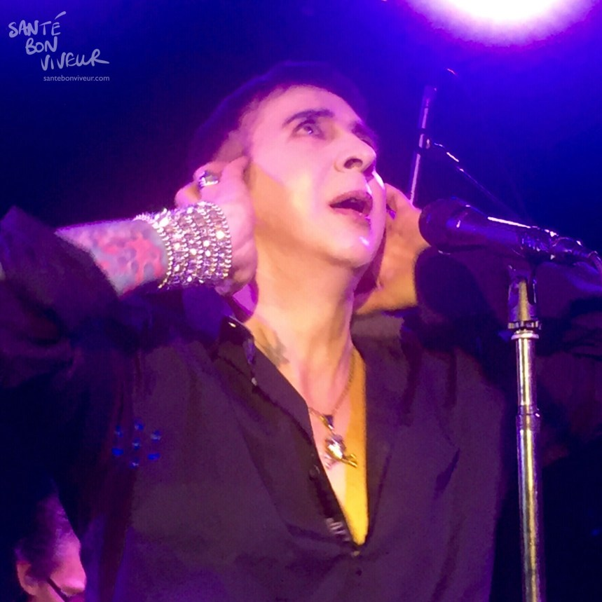 Marc Almond, Water Rats, London
