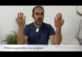 SDRC - Pronation et supination