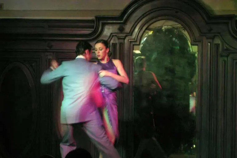 Tango Show at Ideal