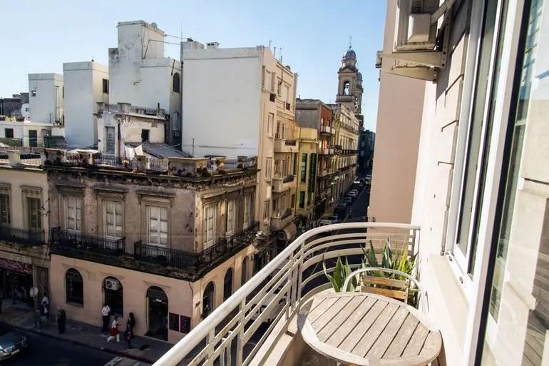Casa Sarandi View of Ciudad Vieja