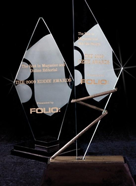 2009 Eddie Award Statue