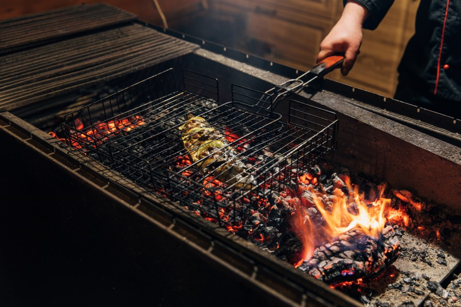 Grilling Photo