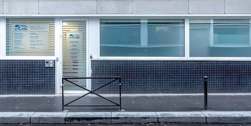 Maison de santé quai de Seine, paris 19, cabinet médical et paramédical,