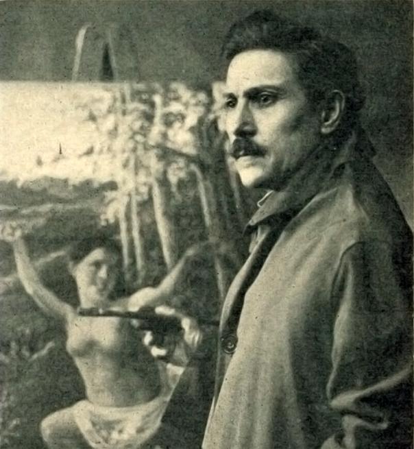 Angelo Tangorra, l'artista americano