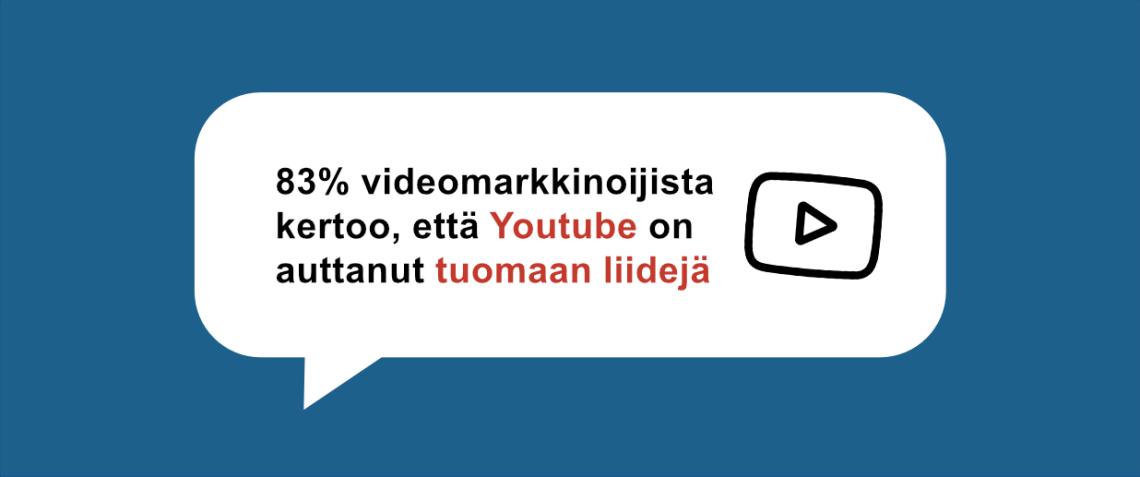 Videomarkkinointi kommentti