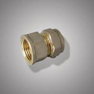 Frap Цанга гайка 20 х 3/4″ (никель)  (120) FR2012