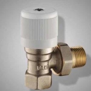Кран шаровый FR-409 для радиатора 3/4 г/ш (60)
