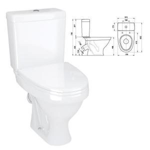 КОМПАКТ (Форвард) белый (арм+сиденье) Воротынск
