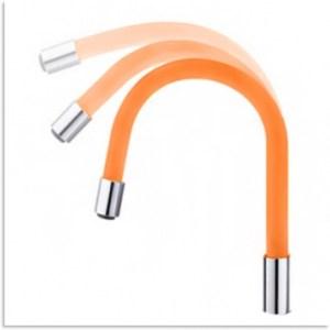 Носик гибкий  W02 для корпуса (F-4053,4153,4253) оранж  (30)