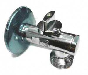 Вентиль (угловой шар) 1/2х3/4 (с фильтр) Fornara 127D-E-CT-O