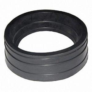 Манжета на 110 (черная) выпускная (1-0021)