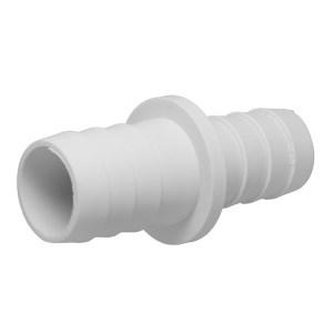 Соединитель сливн.шланга  пласт. 19 х 22мм (9-0002)