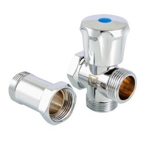 Вентиль трехпроходной (с удлинителем) 3/4 (VT 230)