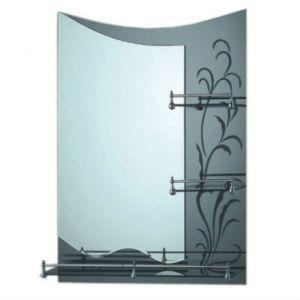 Зеркало серое с 3-мя полками Frap F688 (5)