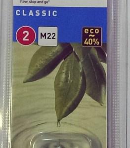 Аэратор с эконом/воды Perlator M22*1 вн/рез 8л/мин (Neoperl)