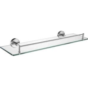 Ledeme L71707  Ак-ар Полка стекло для ванной комнаты