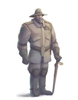 General - Jeff Porter