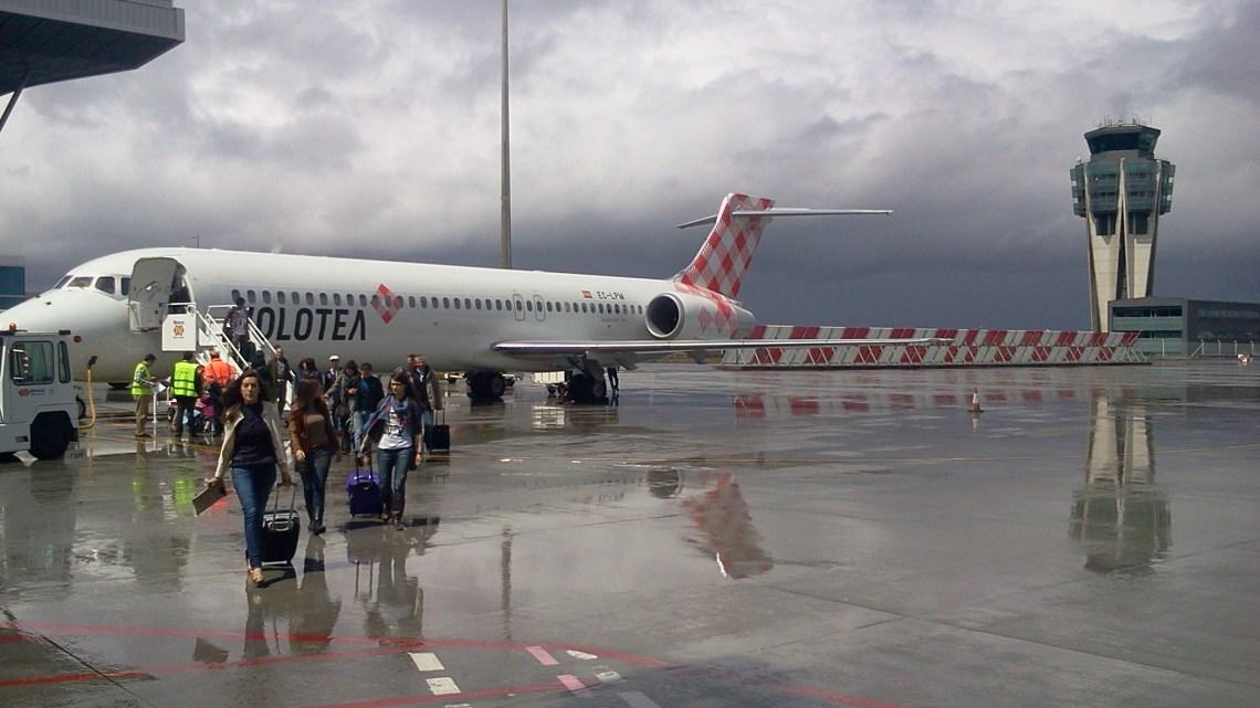Volotea desembarca en Santiago con 2 nuevas rutas a Ibiza y Menorca