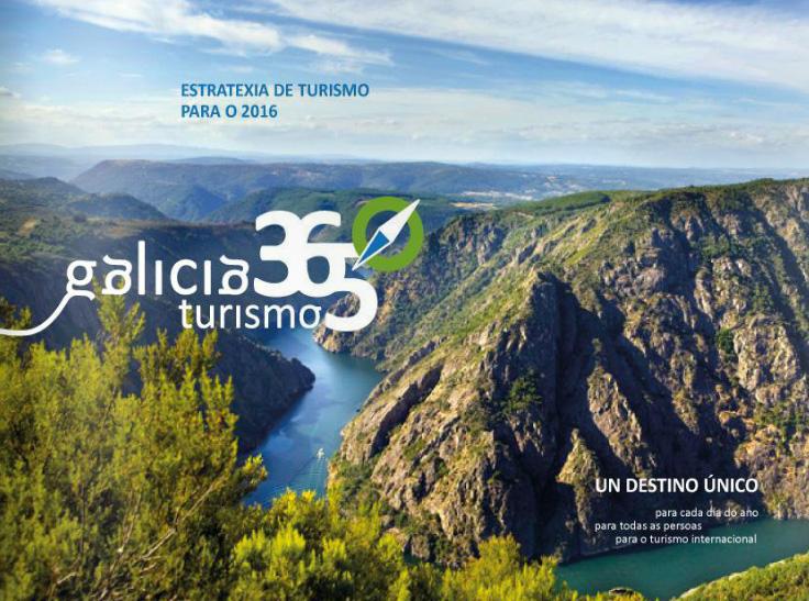 El Plan Integral de Turismo de Galicia se propone aumentar los turistas internacionales pero no incluye a los aeropuertos como herramienta