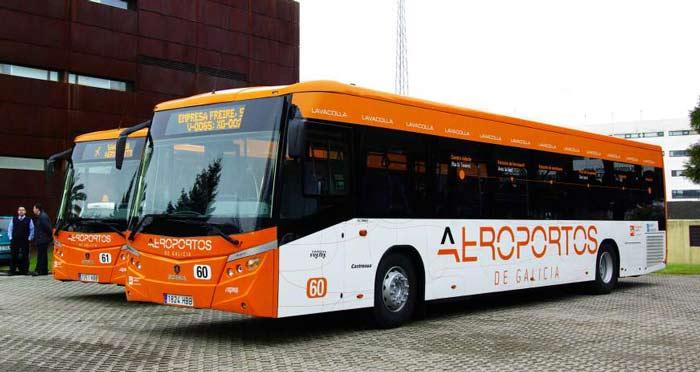 El actual horario de bus lanzadera del aeropuerto impide utilizarlo para llegar al primer vuelo del día