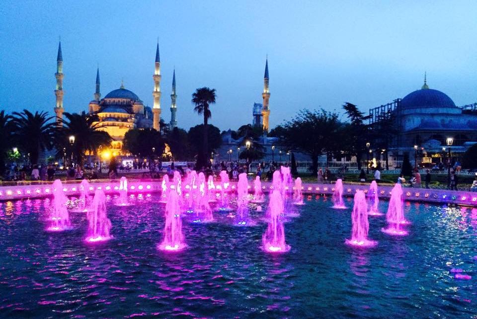 Descubriendo Estambul con Turkish Airlines