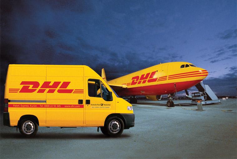 Aena licita la adaptación de una nave para carga para DHL en el aeropuerto de Santiago de Compostela
