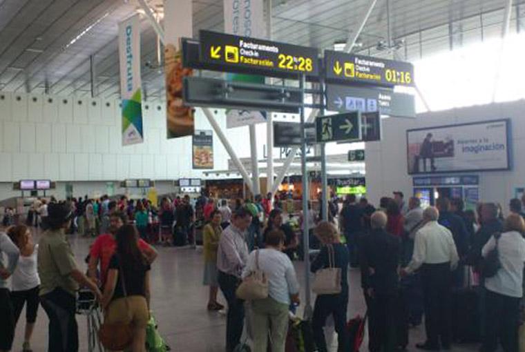 Lavacolla alcanza los 203.523 pasajeros en Junio