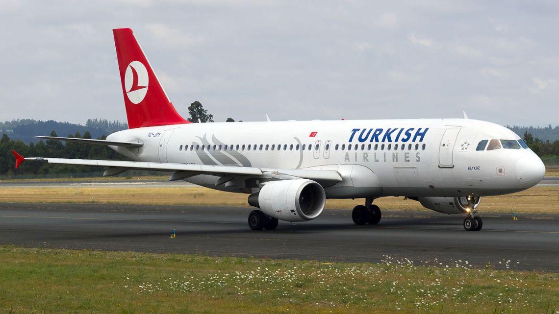Turkish Airlines dice adiós a Santiago de Compostela