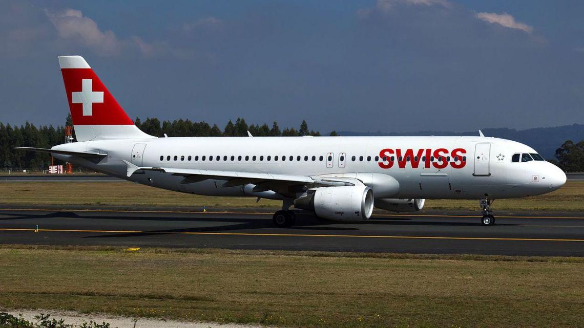 Swiss retoma hoy la ruta Santiago – Zúrich