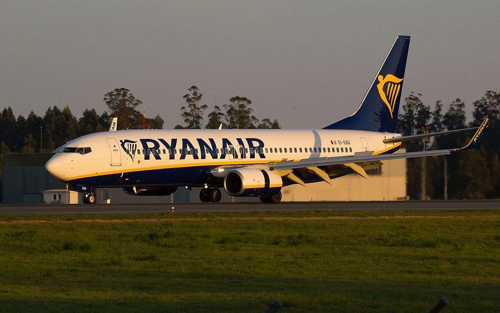 Ryanair anuncia una nueva ruta entre Santiago y Malta