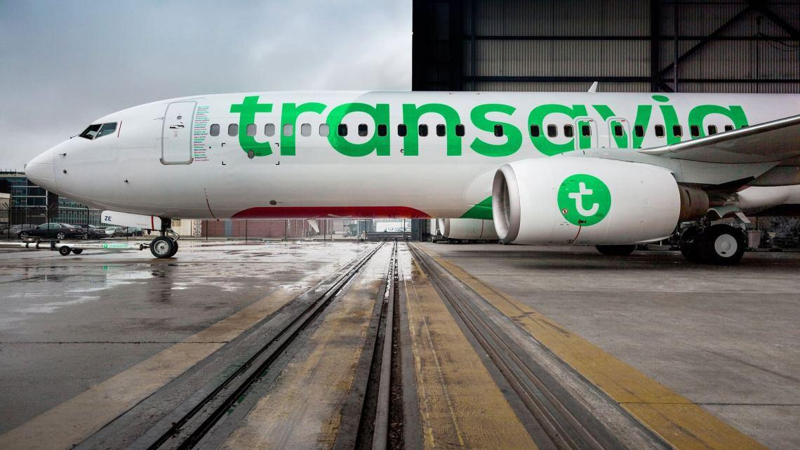 Transavia solicita slots en París Orly para una ruta a Santiago de Compostela