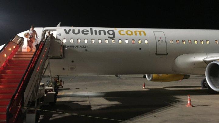 Vueling tendrá un vuelo diario entre Santiago de Compostela y Tenerife