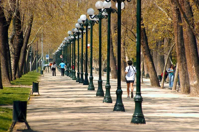 Parque Forestal | SantiagoChile.com