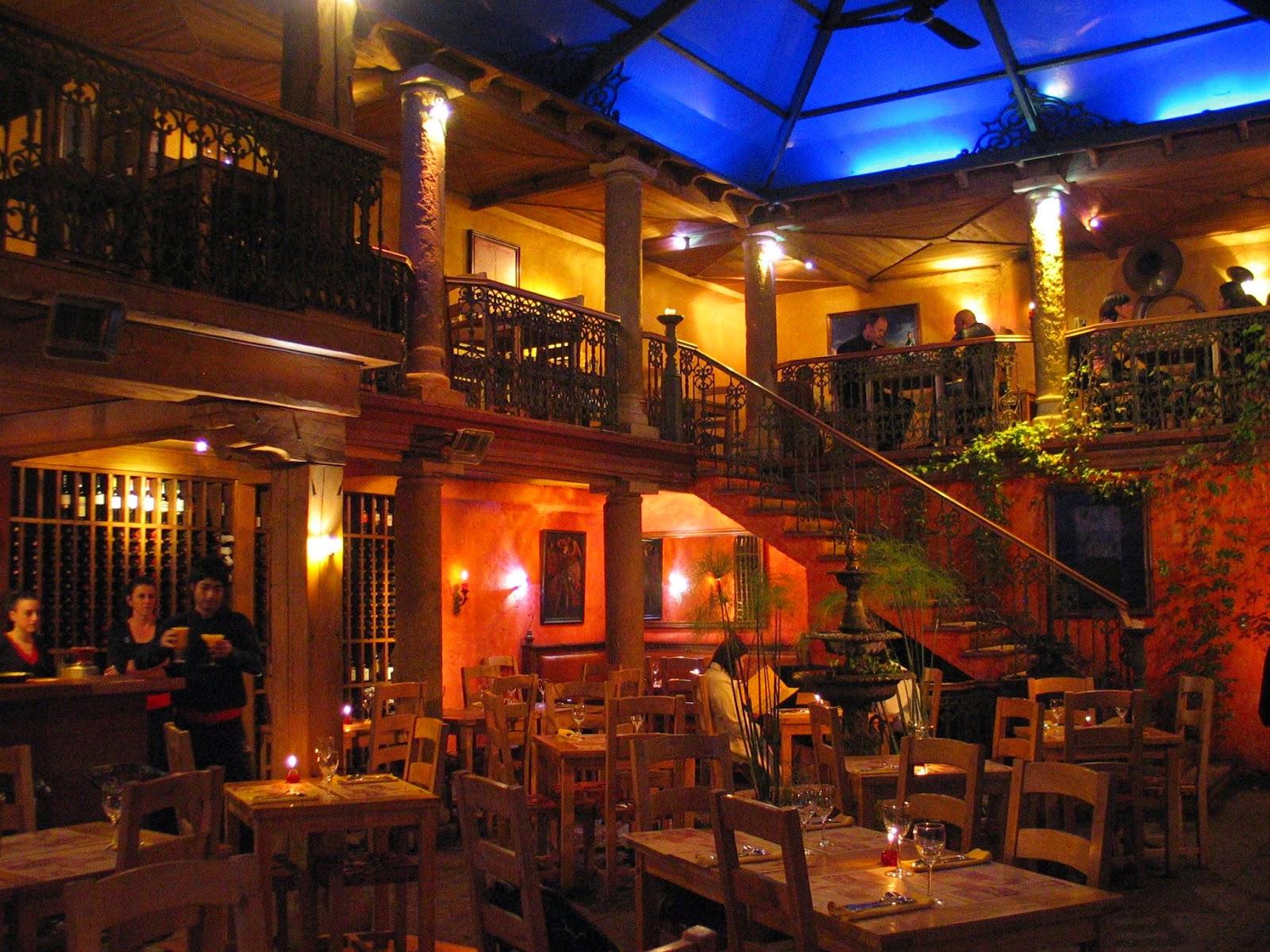 Restaurante Como Água para Chocolate | SantiagoDoChile.com