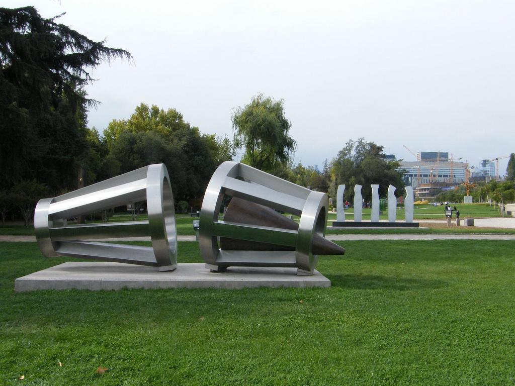Parque de Las Esculturas | SantiagoDoChile.com