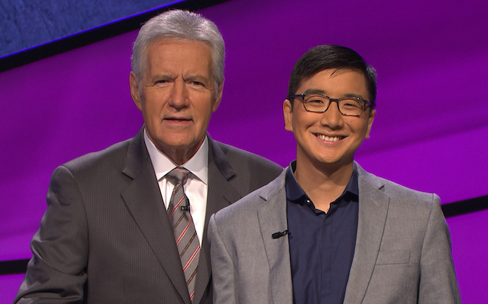How to Get on Jeopardy: Alex Trebek and Loren Lee Chen