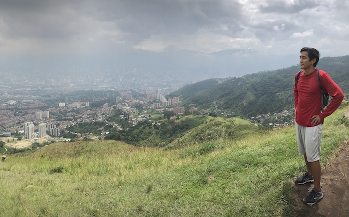 How to Breathe Better: Taking in the View in Medellin, Colombia