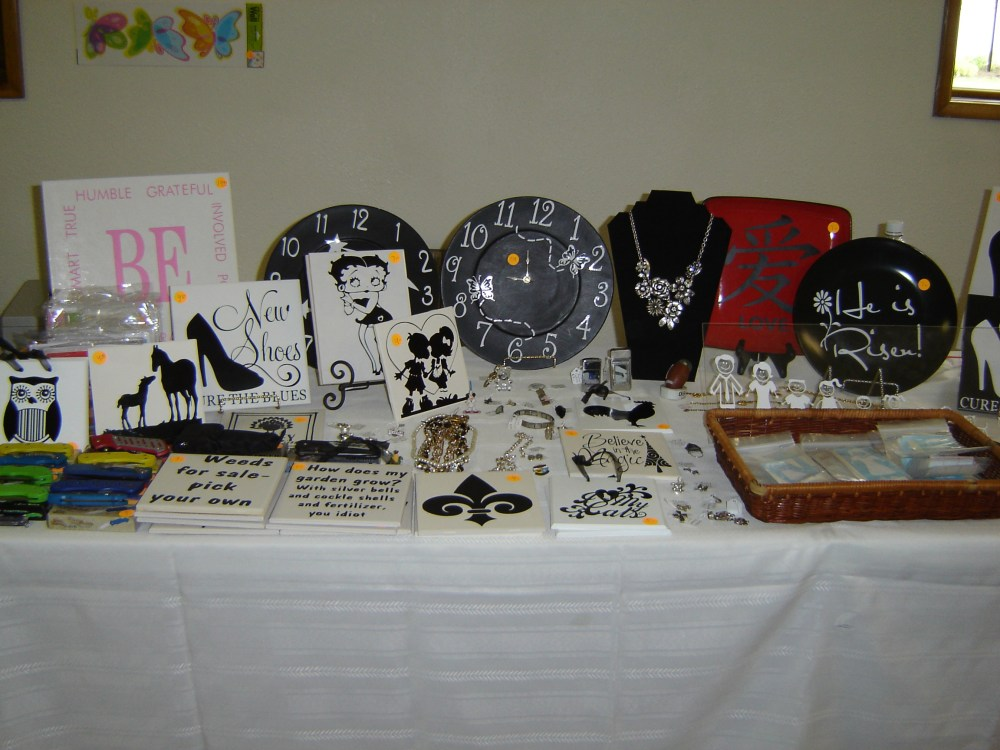Crafters Market & Home-Based Business Expo (4/6)