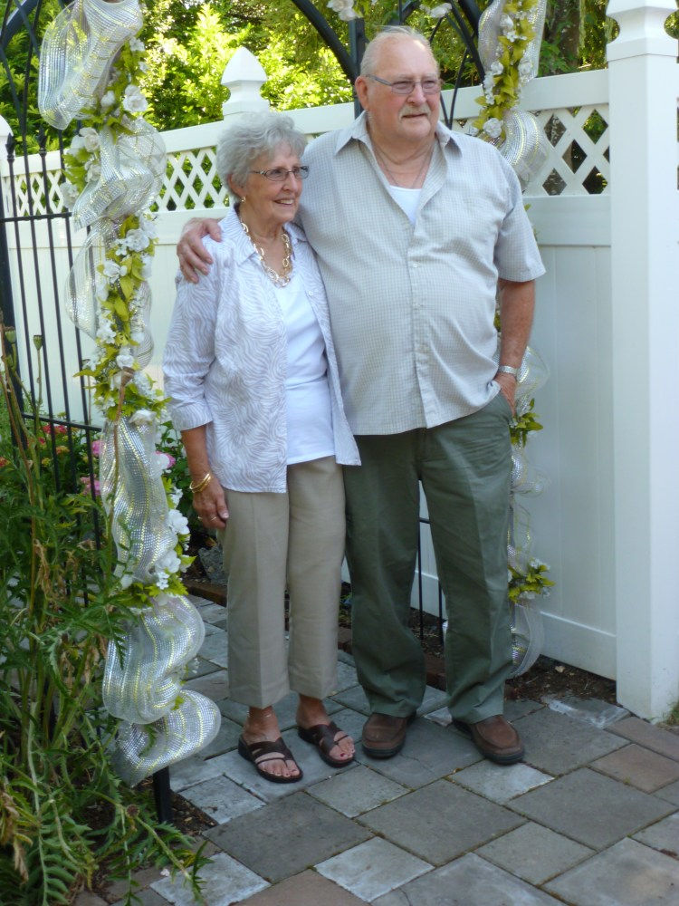 Happy 60th Anniversary Don & Ele (1/2)
