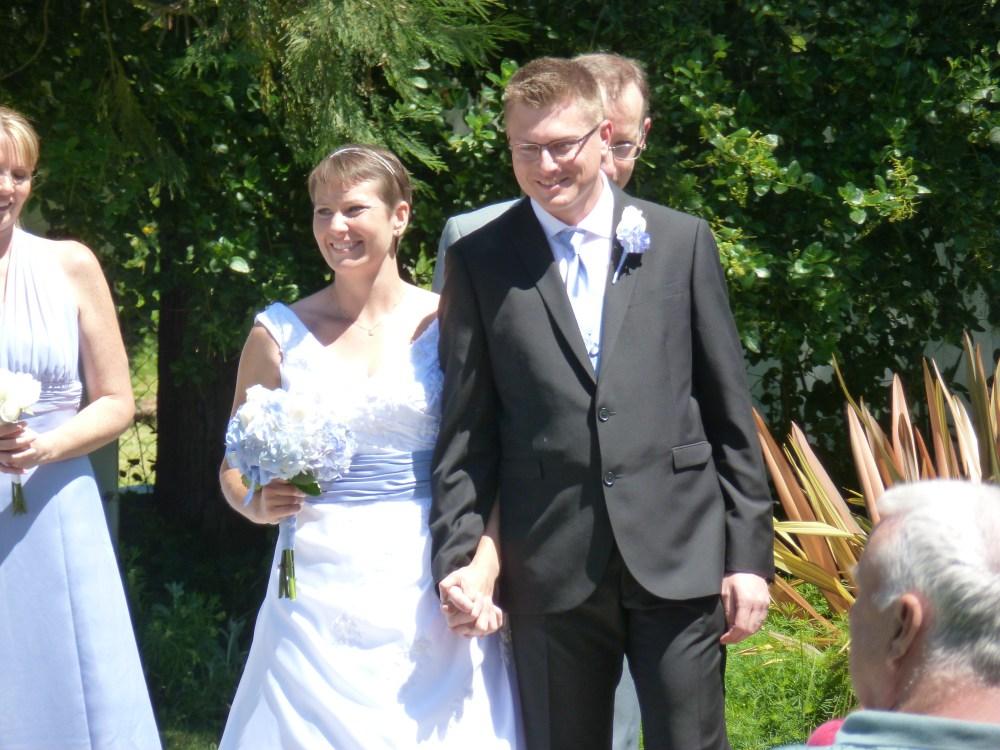 William & Liz's Wedding Day (4/6)